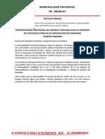 PLAN 11851 2014 Notas de Prensa Noviembre 2012 Parte4
