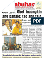 Mabuhay Issue No. 1007