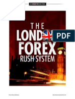 London Forex Rush Manual