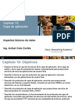 R&S CCNA1 ITN Chapter10 Capa de Aplicacion