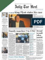 The Daily Tar Heel for Feb. 19, 2010