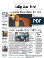 The Daily Tar Heel for Feb. 19, 2010