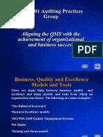 QMS Effectiveness Improvement