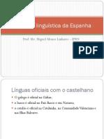A política linguística da Espanha