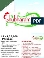 Shubharambh Lawns Presentation 2015