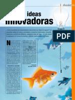 Ideas Innovadoras de Negocio