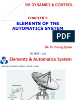 Chapter 3 - Elements and Automatics System