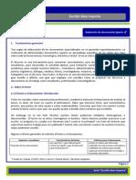 Ficha - Redaccion de Documentos Parte 1