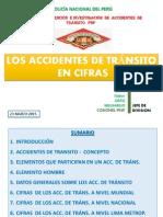 División de Prevención e Investigación de Accidentes de Tránsito Pnp