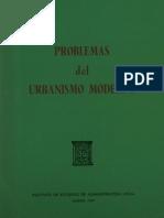 Problemas Del Urbanismo Moderno.