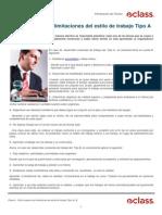 Cómo Superar Las Limitaciones Del Estilo de Trabajo Tipo a y B