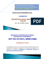 Descripción Visual Manual de Suelos-Pav