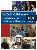 VA DoD Guidebook Research Collaboration