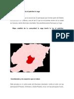 Comunidad Barrió La Luz El Petróleo La Vega Planificacion - Copia