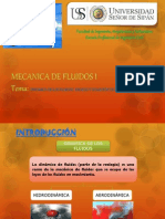 135084867 Diapositivas Dinamica de Los Fluidos Perfectos