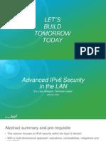 CL Adv IPV6 Sec