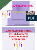 Seminar Awam Tetap Bugar Selama Hamil, JJE 20100220