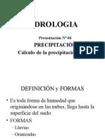 HIDROLOGIA 6 PRECIPITACION