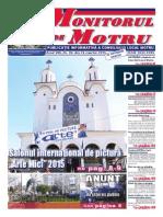 Monitorul de Motru Martie 2015