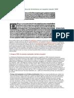 Versiones de La Política de Aristóteles en Español Desde 1509