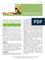 DBLM Solutions Carbon Newsletter 02 July 2015
