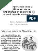 Planificación-Gestión