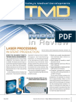 Tmd Laser Processing