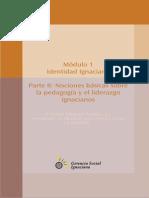 Identidad Ignaciana Parte II, Texto Completo - P Carlos Vásquez Posada, SJ