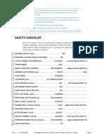 FSLabs Concorde Checklist