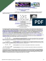 Equazioni Di Maxwell _facili_ Di Carl Sagan