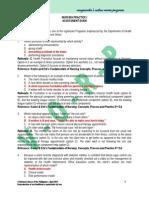 Ratio - Assessment Exam Np1