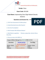 Braindump2go New Updated 300-206 Exam Questions Free Download (1-10)