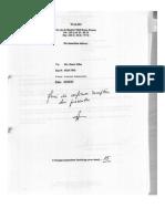Le Fax d'Adamowicz
