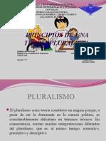 Diapositiva Del Pluralismo