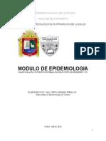 Modulo de Epidemiologia Basica 2015