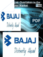 36421489 Bajaj Auto Ltd Business Strategy Case Study Ppt 121015101935 Phpapp01