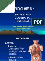 Clase 09 -Radiologia Del Abdomen