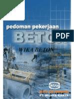 Buku Beton wika beton
