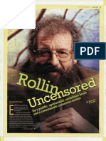 Rollin Uncensored
