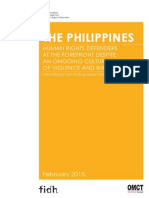 Rapport Philippines OBS15