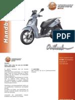 Keeway Outlook Handbuch OMEDILO