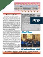 """Jornal """"Sê...""""_ Edição de Julho de 2015"""