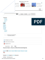 Engleză _ Expresii - Afaceri _ E-Mail