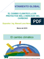 Calentamiento Global MDL