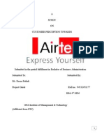 Airtel detailed knowledge