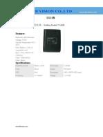 5516M Specification- www.ttbvs.com
