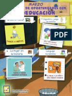 Poster Coeducación