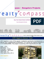 Realty Compass New Projects in Bangalore