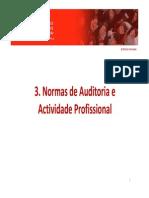 Capítulos_III_Normas de Auditoria e Actividade Profissional