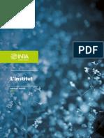 Rapport d'Activité INRA 2014